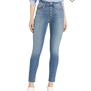 NWT Joe's The Charlie high rise skinny jeans